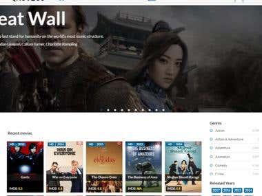 QMovies WordPress Movies Portal Theme