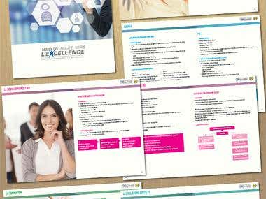 Brochure +120 pages