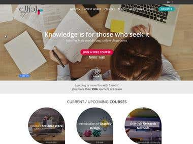 Edraak E-learning Platform