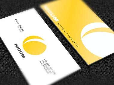 Logo Design for multi-brand company NIDUM