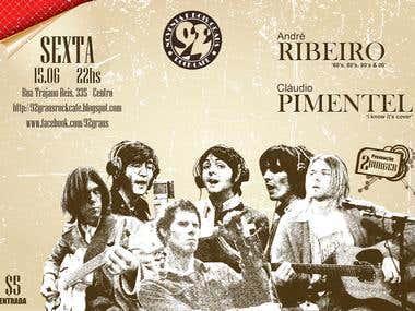 Poster show 92º
