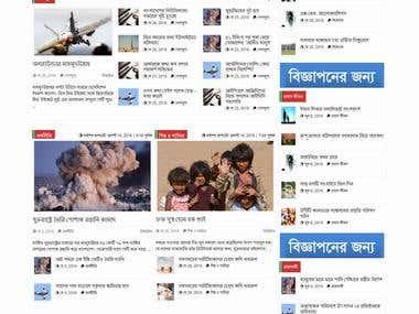 Sammonews24 News Portal