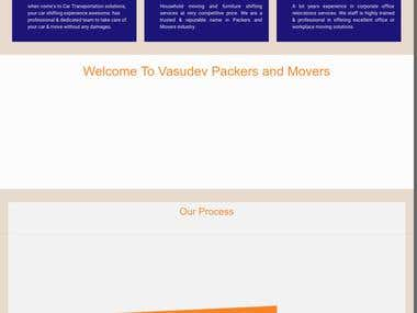 Vasudev Packers and Movers