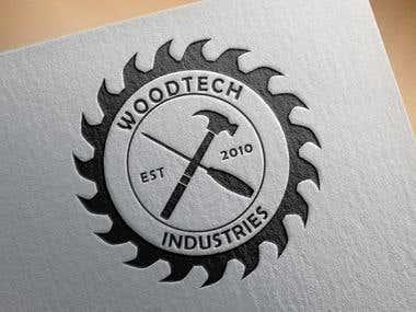 Woodtech Industries Logo