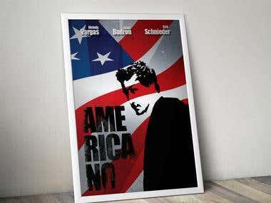 Poster Americano Movie