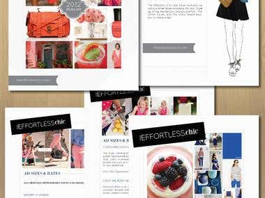 Media Kit for TheEffortless Chic