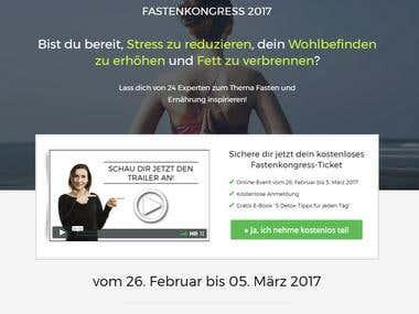 """Lektorat """"Fastenkongress 2017"""""""