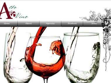 Alto Vino Wine