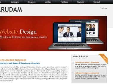 ARUDAM Project