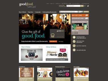 Good Food Guide Digital Solution