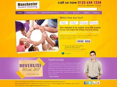 Manchester Student Cleaning