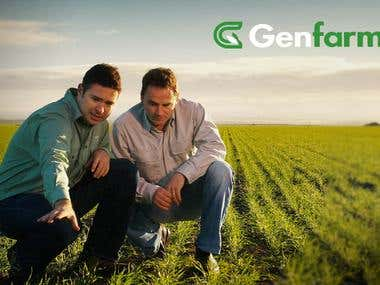 Genfarm Website Design & Development