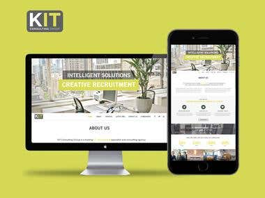 KIT Consulting - Main Business Website