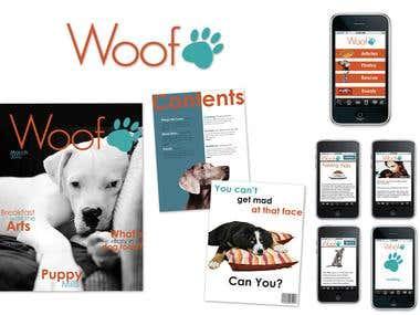 Woof Publication