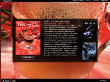 Scripting Langauges based websites