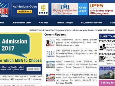 MBAUniverse: Make The Right Career & College Decision