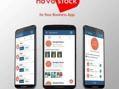 Novostock Android App