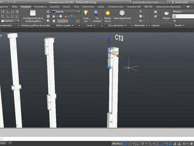 2D or 3D Projects with Revit and AutoCAD