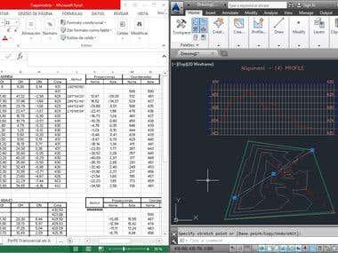Civil CAD 3D