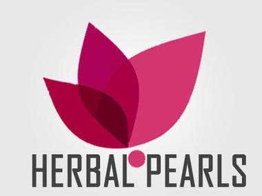 herbal pearls logo