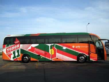 portuguese bus (footbal)