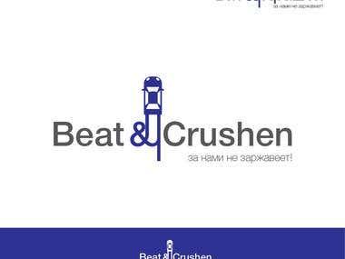 Beat&Crushen: Logo