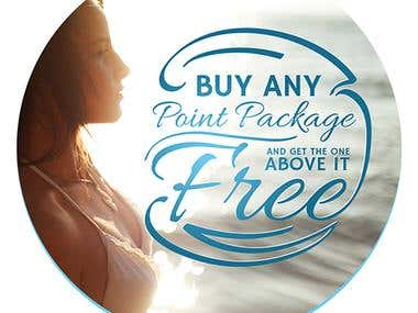 Sunpoint Tanning Monthly Spencials