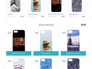 Charismatt Designs - Mobile Case Customize Design