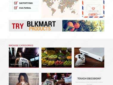 Blkmart E-Commerce Website Like Amazon
