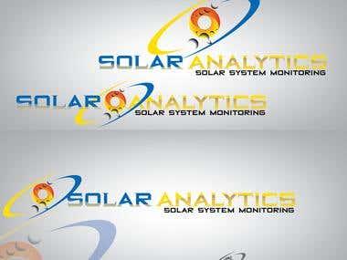 Solar Analytics Logo entry