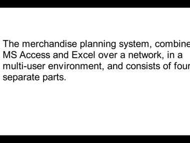 This is an example of an integrated system.