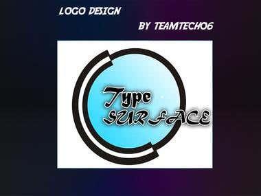 Type Surface Logo