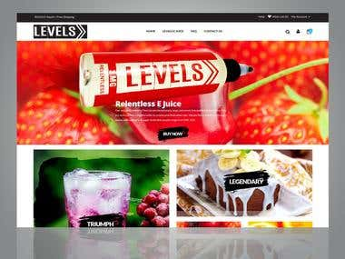 www.levelsejuice.com