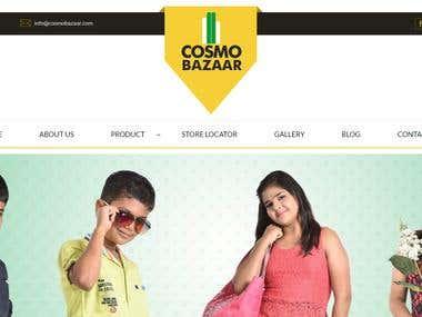 Cosmo Bazaar