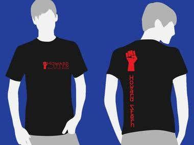 T-shirt for Howard Stern