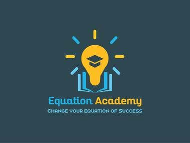 Equatation Academy Logo Design