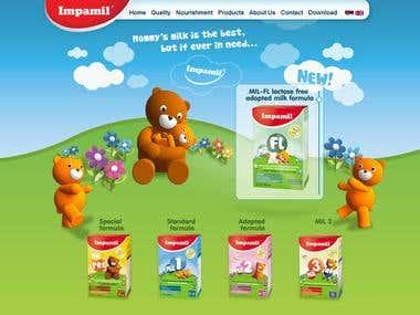 Impamil Adopted Formulas