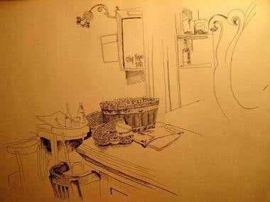 Dibujos y croquis - Drawings