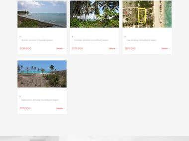 REMAX Omela (Properties Listing Website - Wordpress)