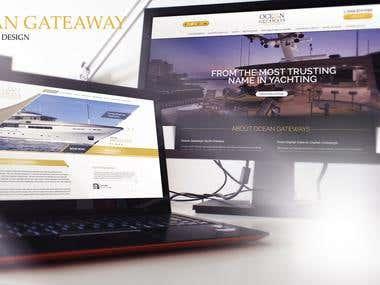 Ocean Gateway Web Design