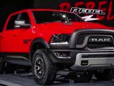 Dodge Heavy Duty Trucks Voiceover Demo