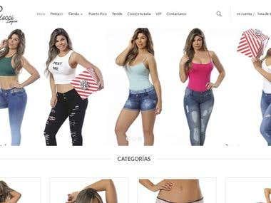 Tienda Online De Ropa Femenina Petacci.
