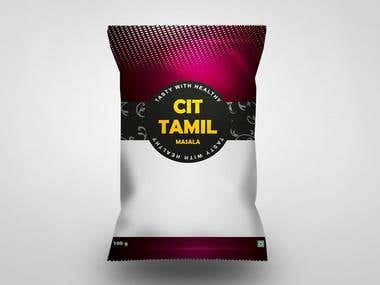 Pacakge Design for CIT Tamil Masla