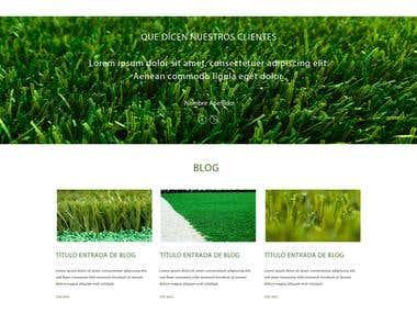 Web | BS Garden (Unquiet Pixel S.L.)