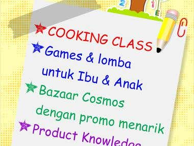 XBanner Cosmos Goes To School Event