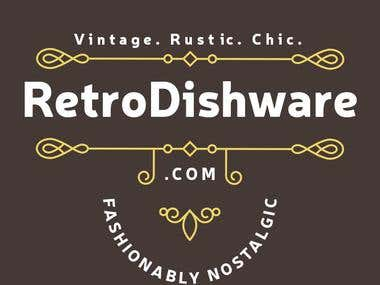 Retro Logo Designs and branding