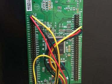 RFID in STM32F429i Discovery board