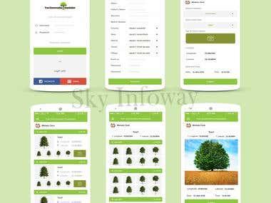 Tree Conversation app
