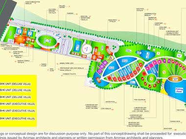 Site Master Planning and Design