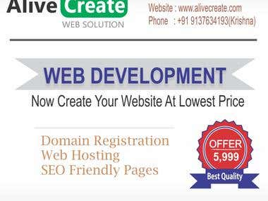 Banner Design And Advertisement Image